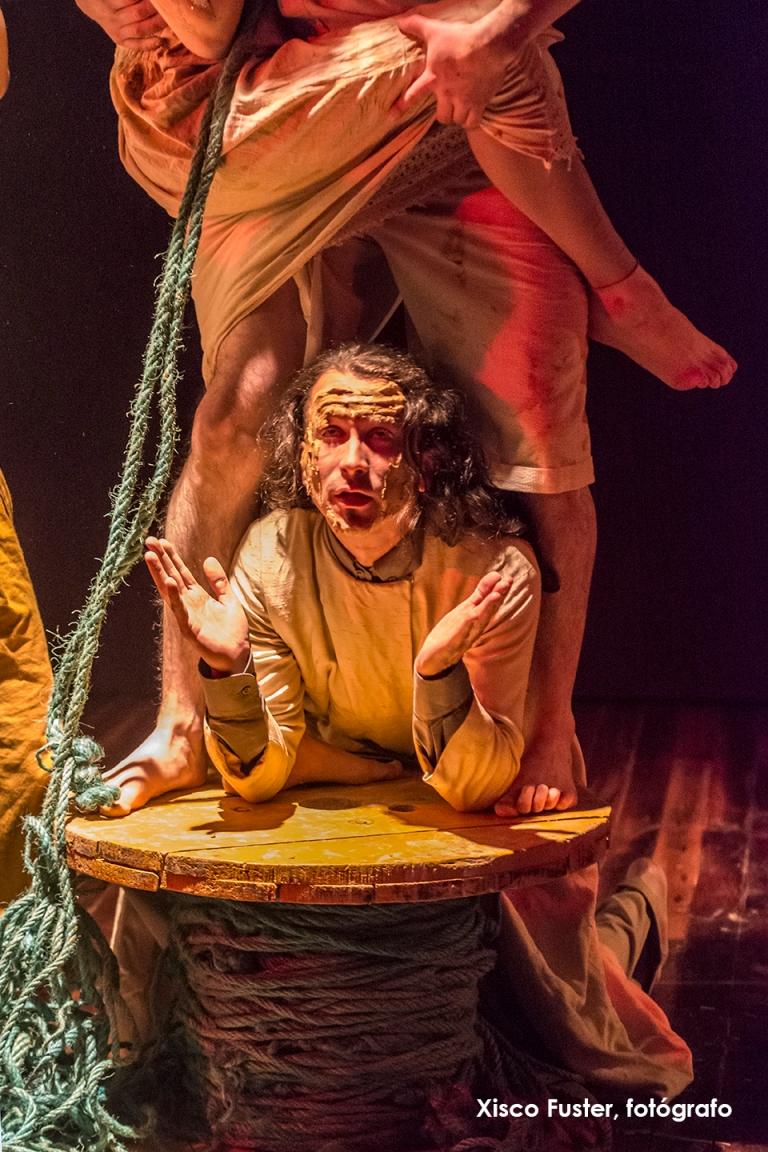la peste del olvido teatro acto latina 1